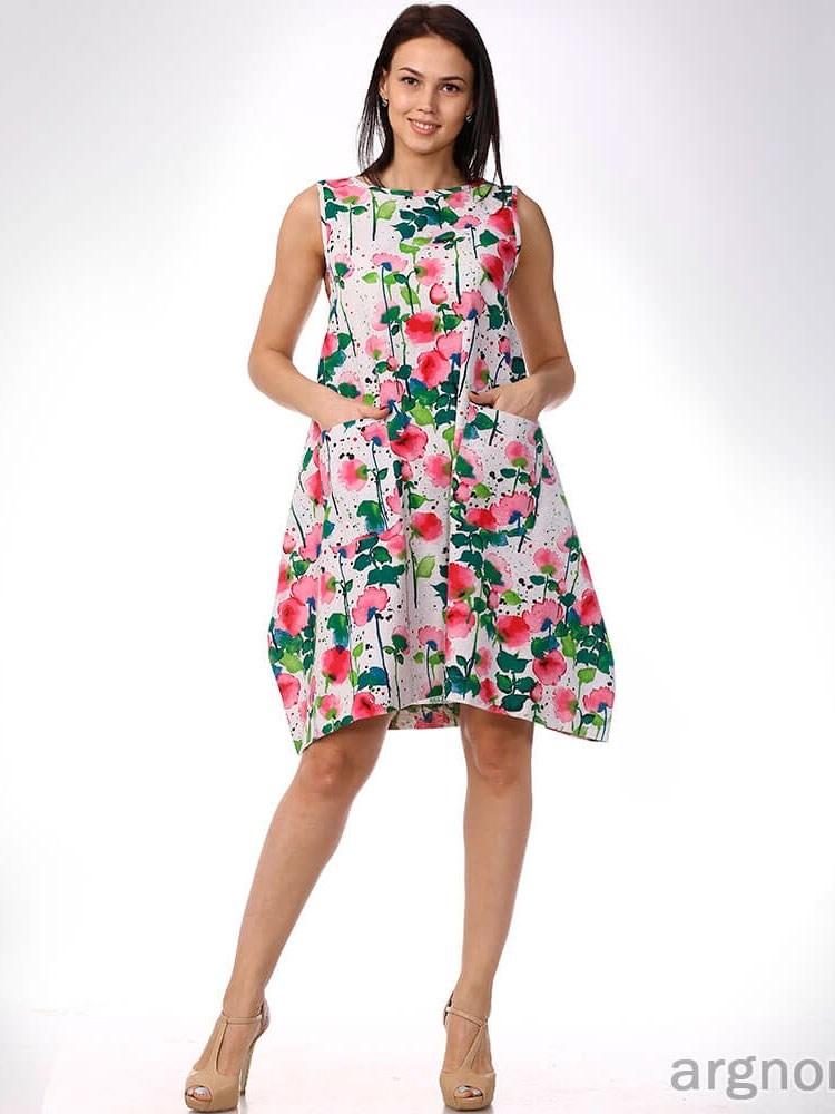 0d4154666bd Модное летнее платье Арт.- ш776-17