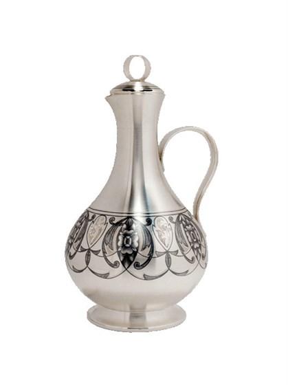 Кувшинчик серебряный для сервировки стола - фото 19522