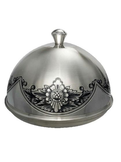 Сырница серебряная - фото 19562