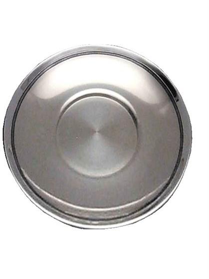 Серебряное блюдце - фото 19729