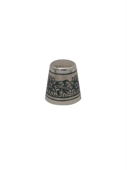 Наперсток серебряный - фото 19871