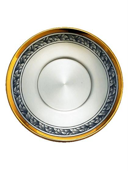 Серебряное блюдце - фото 20375