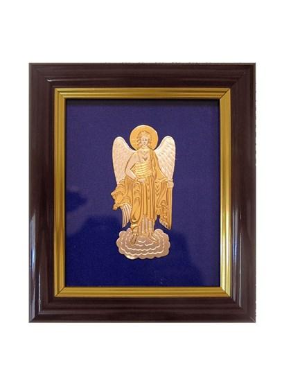 Икона серебряная Святой Ангел Хранитель - фото 20456
