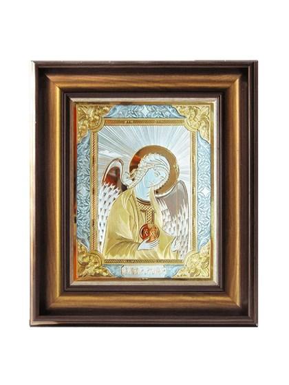 Икона серебряная Архангел Михаил - фото 20821