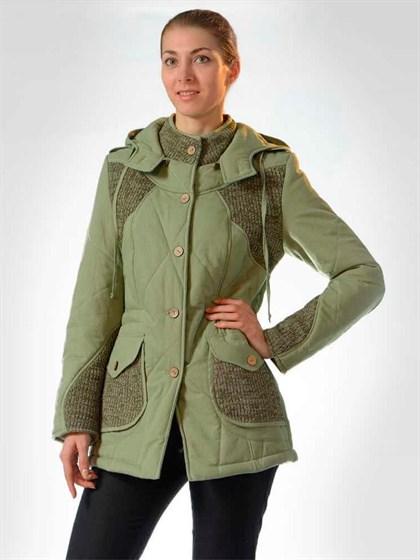Куртка льняная - фото 21123