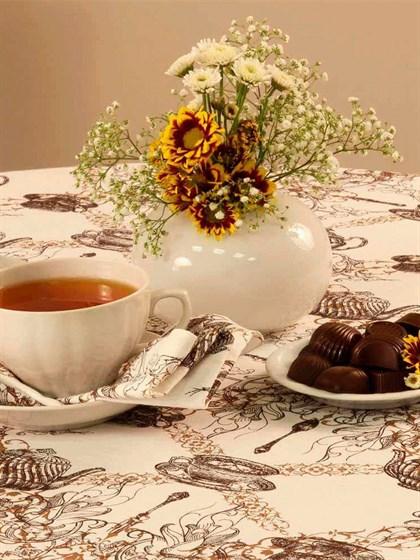 """Комплект столового белья """"Время пить чай"""" - фото 21214"""