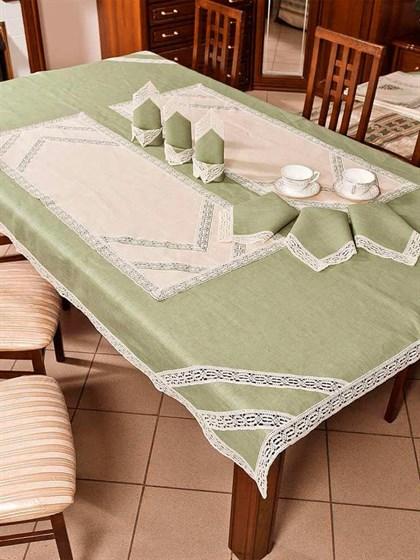 Комплект столового белья - фото 21628