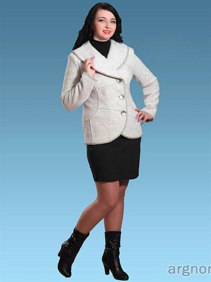 Пальто из валяной шерсти - фото 21839