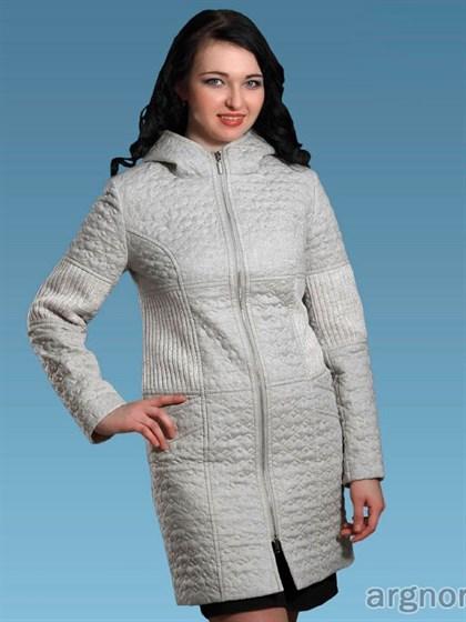 Пальто льняное - фото 21855