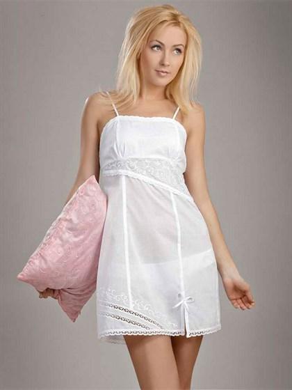 Сорочка ночная женская - фото 22037