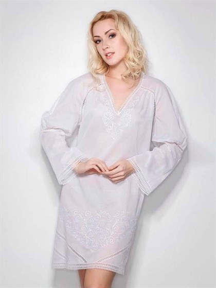 Сорочка ночная женская - фото 22181
