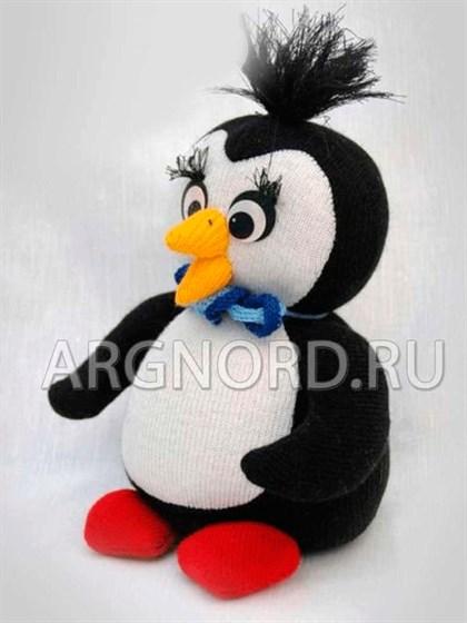"""Игрушка ручной работы """"Пингвинчик"""" - фото 22419"""