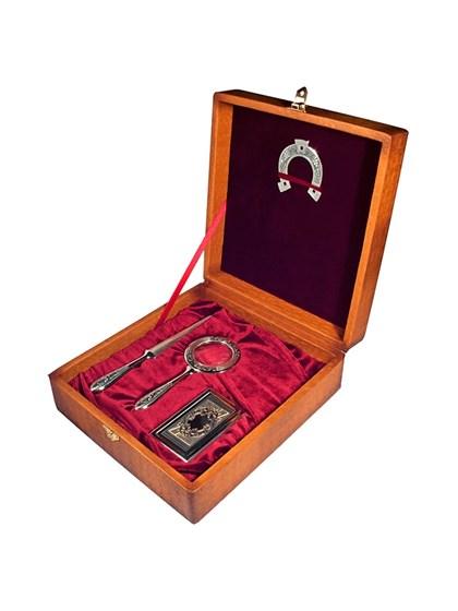 Подарочный набор из серебра - фото 22526