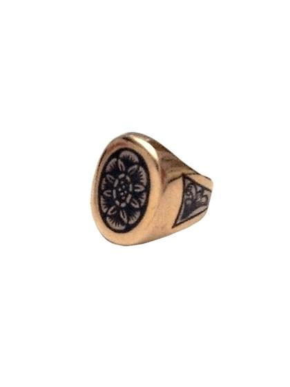 Кольцо серебряное - фото 23013