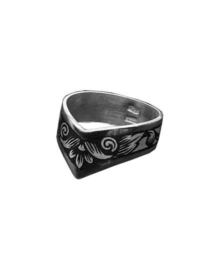 Кольцо из серебра - фото 23016