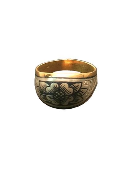 Серебряное кольцо - фото 23022