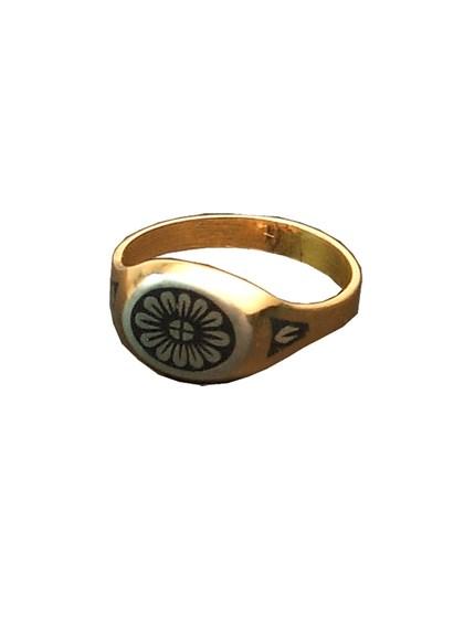Серебряное кольцо - фото 23029