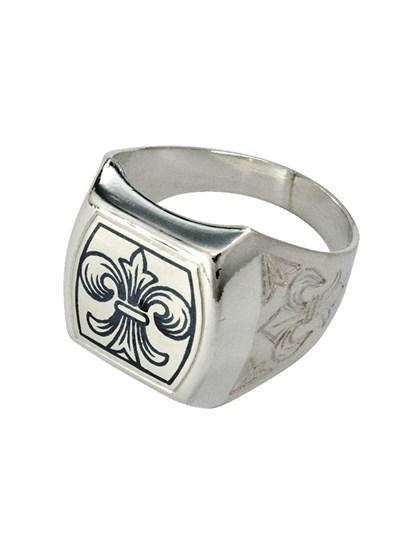 Кольцо из серебра - фото 23048