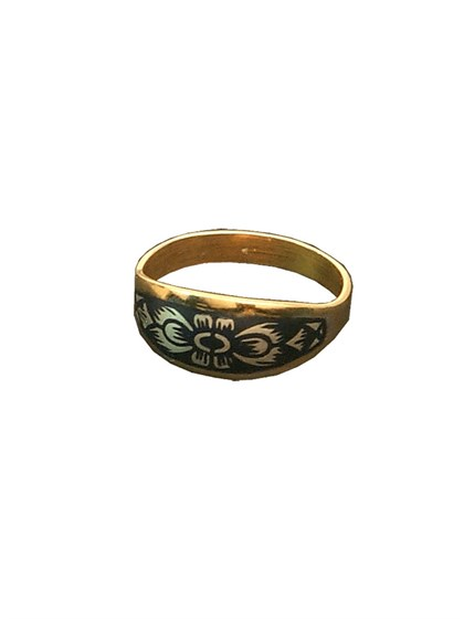 Кольцо серебряное - фото 23053