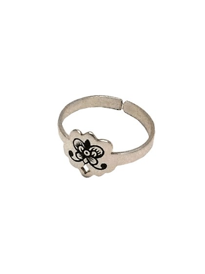 Кольцо из серебра - фото 23068