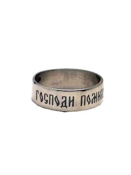 Кольцо из серебра - фото 23072