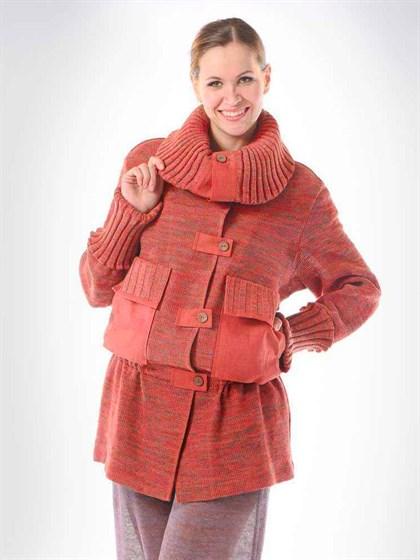 Куртка льняная - фото 23086