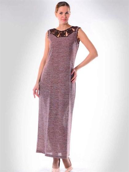 Платье льняное - фото 23156