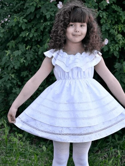 Детское платье - фото 23405