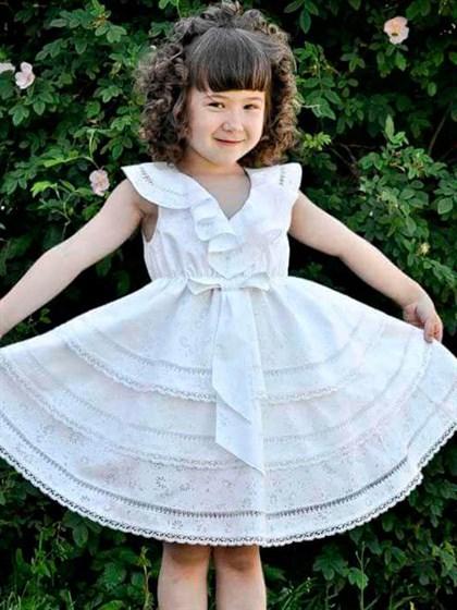 Платье с бантиком - фото 23407