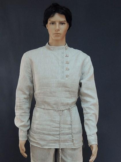 Рубашка в русском стиле - фото 23458