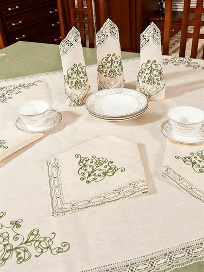 Комплект столового белья - фото 24533