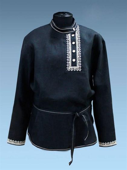 Рубашка мужская в русском стиле - фото 24780