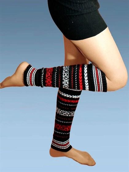 Гетры для ног - фото 24833