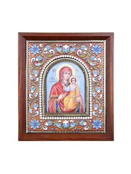 Икона Пресвятой Богородицы Смоленская - фото 25249