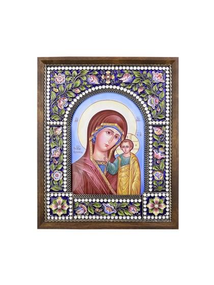 Икона Пресвятой Богородицы Казанская - фото 25251