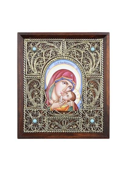 Икона Пресвятой Богородицы Касперовская - фото 25280