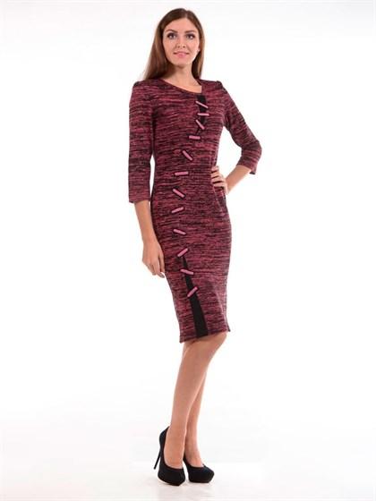 Платье изо льна - фото 25306
