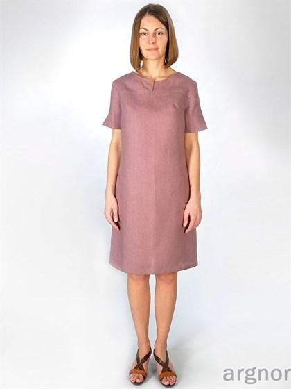 Платье с карманами - фото 25629