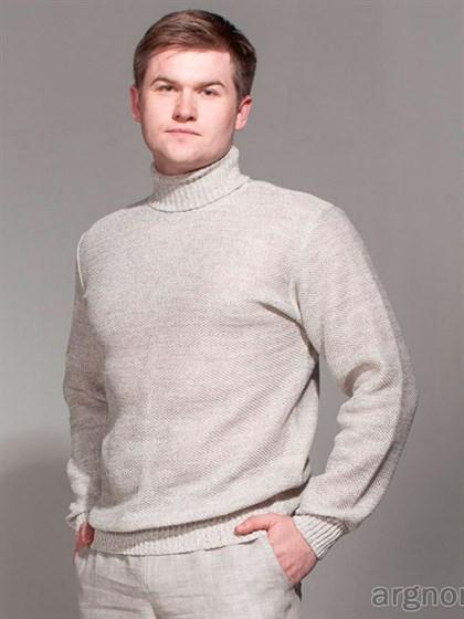 Джемпер мужской теплый - фото 26308
