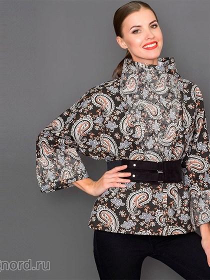Куртка женская льняная - фото 27675