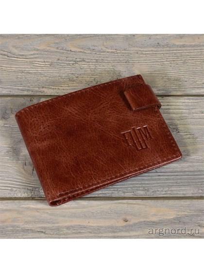 Кожаный кошелек - фото 27978