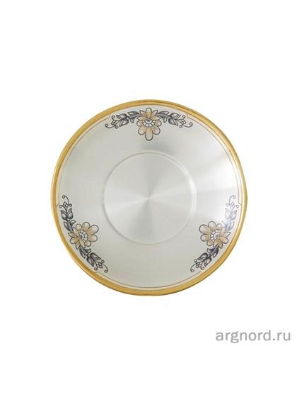 """Блюдце кофейное """"Астра"""" - фото 28305"""