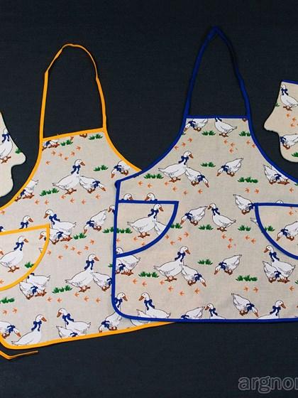 Детский набор для кухни Поварята - фото 28660