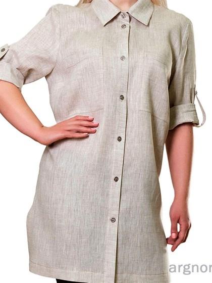 Купить Льняные Женские Рубашки Интернет Магазин Зара