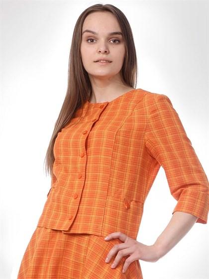 Жакет льняной - фото 33279