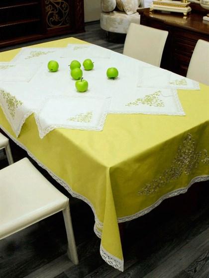 Комплект столового белья - фото 34333