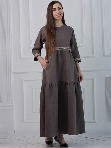 """Платье """"Берегиня"""" - фото 35375"""