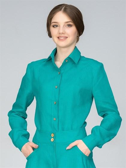 Блузка - Рубашка - фото 35789