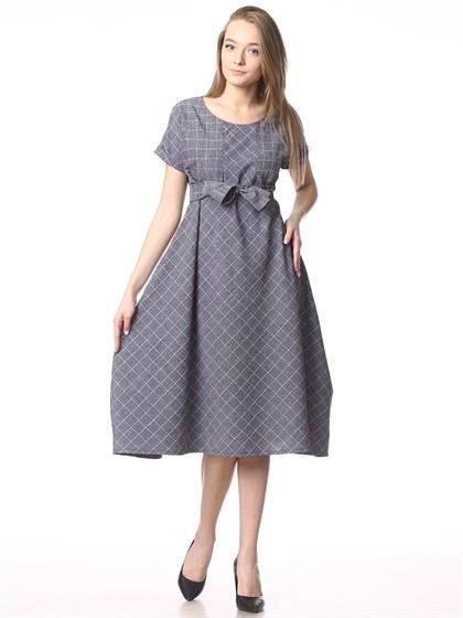 Платье льняное - фото 36152