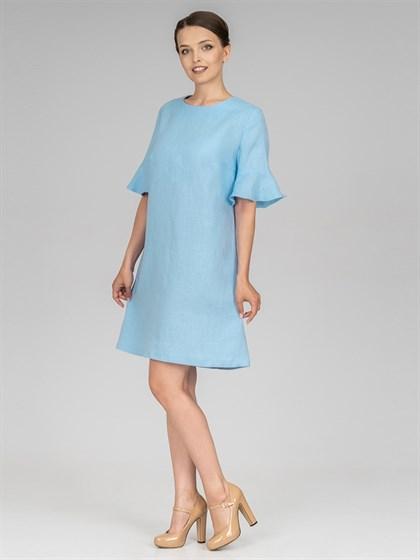 Платье из льна - фото 36535